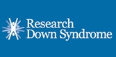 Charity link to Research Down Syndrome