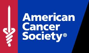 American Cancer Society logo - intended charity donation.