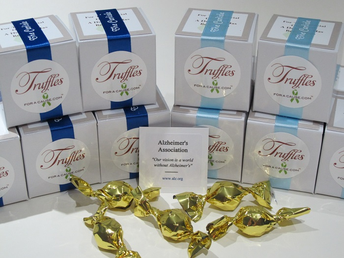 The Carlisle Palm Beach - Front view of Jillian's chocolate favors for the grand opening.