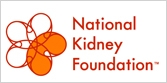 Charity link to the National Kidney Foundation